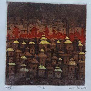 Nepali art