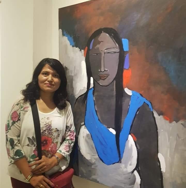 Nepali artist
