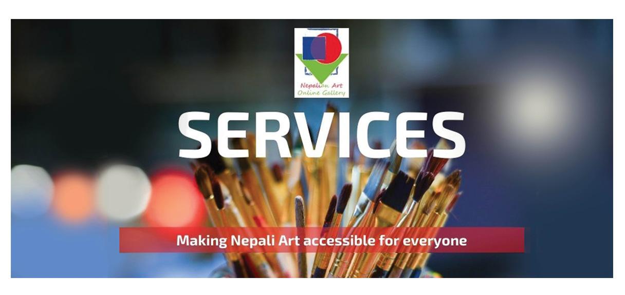 Nepali art -Nepalian art service